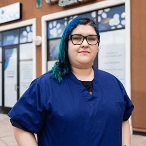 Denise, Veterinary Nurse