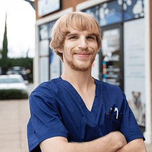 Nicholas Grant, Veterinary Assistant